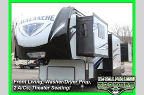 Used 2018 Keystone RV Avalanche 381FL Photo