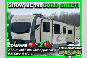 New 2019 Forest River RV Rockwood Signature Ultra Lite 8335BSS Photo