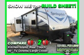 New 2019 Keystone RV Springdale 333RE Photo