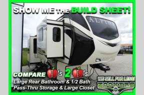 New 2019 Keystone RV Alpine 3701FL Photo
